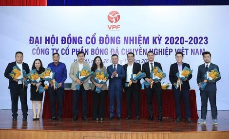 VPF tổ chức Đại hội đồng cổ đông nhiệm kỳ 2020 - 2023: Ra mắt Tổng giám đốc mới