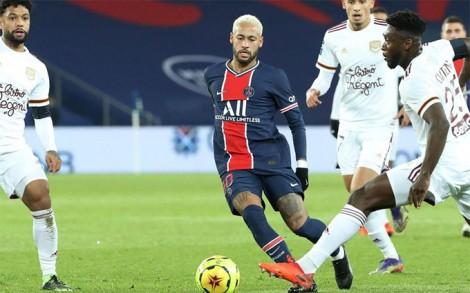 Neymar & Kean tỏa sáng vẫn không giữ trọn 3 điểm ở lại Paris