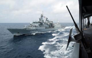 5 nước tập trận quân sự ở Đông Địa Trung Hải để cảnh báo Thổ Nhĩ Kỳ