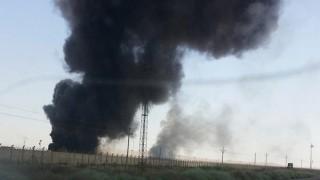 Phiến quân IS tấn công nhà máy lọc dầu ở miền Bắc Iraq