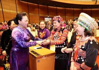 Chủ tịch Quốc hội: Học tập là con đường duy nhất để tiến bộ và phát triển