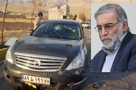 Iran tổ chức trọng thể lễ tang nhà khoa học hạt nhân Mohsen Fakhrizadeh