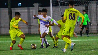 Đánh bại Hà Nội, HAGL vào tứ kết U17 cúp Quốc gia