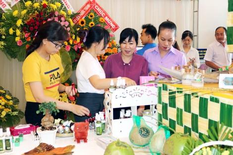 Hội chợ sản phẩm khởi nghiệp đặc trưng đồng bằng sông Cửu Long 2020
