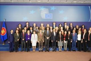 ASEAN - EU nâng tầm quan hệ Đối tác chiến lược
