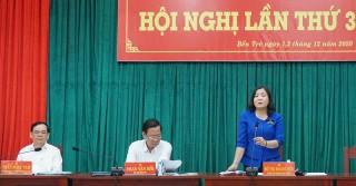 Nhiều giải pháp để đưa chủ trương Nghị quyết Đại hội Đảng bộ tỉnh nhiệm kỳ 2020 - 2025 vào cuộc sống