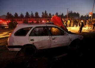 Đánh bom gần Đại sứ quán Nga tại Afghanistan