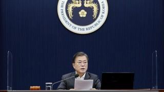 Tỷ lệ ủng hộ Tổng thống Hàn Quốc giảm mạnh