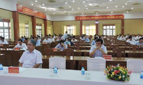Châu Thành tổng kết tình hình thực hiện Nghị quyết Huyện ủy năm 2020