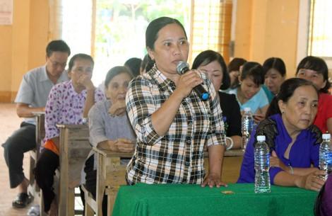 Vấn đề cử tri quan tâm trước Kỳ họp thứ 19, HĐND tỉnh khóa IX