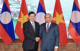 Thủ tướng Lào Thongloun Sisoulith thăm Việt Nam từ ngày 4 đến 6-12-2020