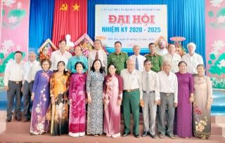 Đại hội Câu lạc bộ Cán bộ hưu trí nhiệm kỳ 2020 - 2025
