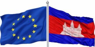 EU viện trợ 3,45 triệu USD giúp Campuchia ứng phó đại dịch COVID-19