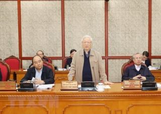 Hội nghị Trung ương 14 sẽ xem xét các dự thảo văn kiện Đại hội XIII