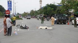 Tại nạn giao thông làm một người tử vong