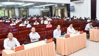 Bế mạc Hội nghị cán bộ chủ chốt triển khai, quán triệt Nghị quyết Đại hội đại biểu Đảng bộ tỉnh khóa XI