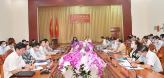 Hội nghị trực tuyến toàn quốc tổng kết công tác phòng, chống tham nhũng giai đoạn 2013 - 2020