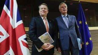 Anh và Liên minh châu Âu bắt đầu cuộc đàm phán mang tính quyết định