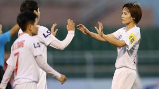 Vòng 14 giải nữ VĐQG 2020 – Thái Sơn Bắc 2020: Hà Nội I Watabe giành HCB