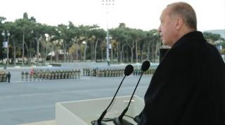 Thổ Nhĩ Kỳ - Iran căng thẳng vì bài thơ ông Erdogan đọc tại Azerbaijan