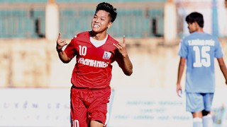 Sao U22 Việt Nam tỏa sáng, Viettel thắng dễ Phố Hiến để sớm vào bán kết U21 Quốc gia