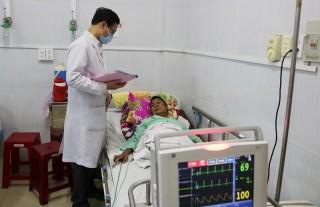 Cấp cứu thành công ca nhồi máu cơ tim cấp tại bệnh viện tuyến tỉnh