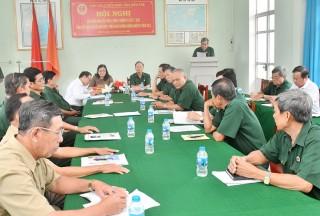 Hội Cựu chiến binh tỉnh tổng kết năm 2020