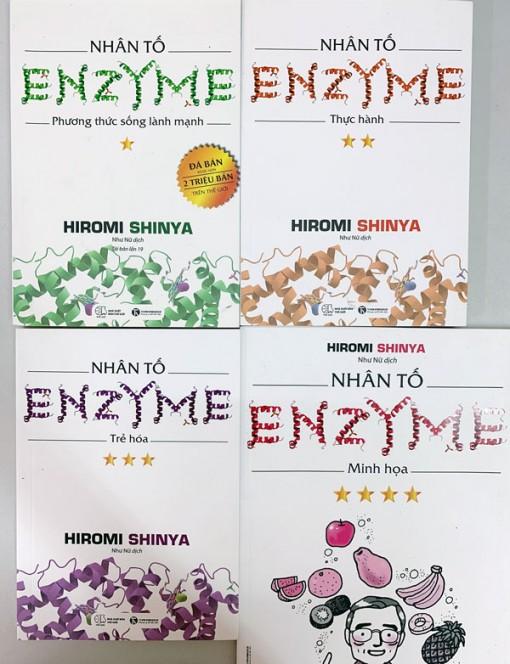 Nhân tố enzyme - Sách hay về sức khỏe