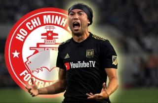 Lee Nguyễn sẽ thi đấu cho CLB TPHCM ở V-League 2021