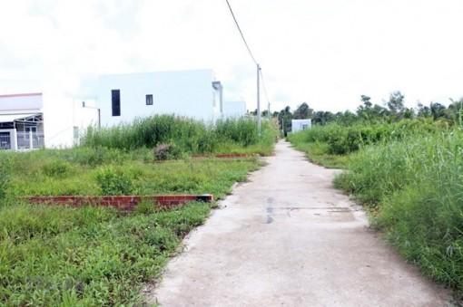 Quy định mới về giao, cho thuê các thửa đất nhỏ hẹp Nhà nước quản lý