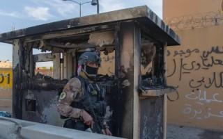 Iraq bắt các nghi phạm và quan chức an ninh liên quan vụ Đại sứ quán Mỹ bị phóng rocket