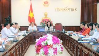 Hội nghị trực tuyến toàn quốc triển khai công tác tư pháp năm 2021