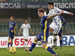 Thắng liền 7 trận, Inter bám sát Milan