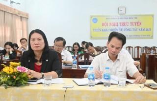 Bảo hiểm Xã hội Việt Nam triển khai nhiệm vụ năm 2021
