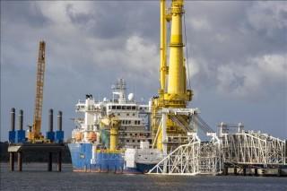 Nga phản đối lệnh trừng phạt của Mỹ nhằm vào dự án Dòng chảy phương Bắc 2