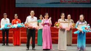 Cuộc thi Cải cách hành chính với công chức một cửa tỉnh Bến Tre năm 2020 thành công tốt đẹp