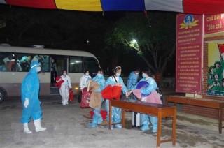 Việt Nam ghi nhận thêm 1 ca mắc COVID-19, cách ly ngay khi nhập cảnh