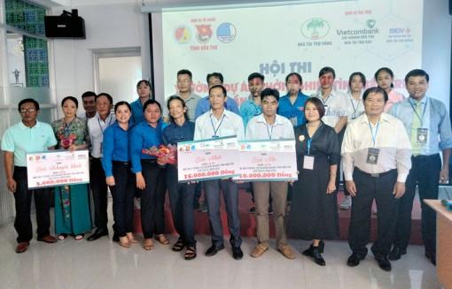 17 dự án, ý tưởng vào vòng chung kết Hội thi Dự án, ý tưởng Khởi nghiệp tỉnh lần thứ IV-2020