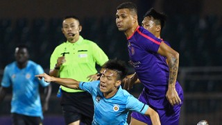 Hà Nội FC thua đậm Sài Gòn FC