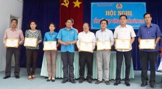 Công đoàn Viên chức tỉnh hội nghị tổng kết hoạt động năm 2020