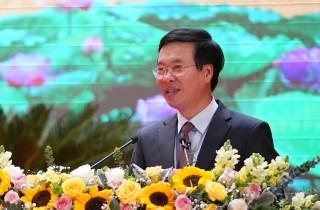 Đồng chí Võ Văn Thưởng nêu 7 nhiệm vụ báo chí cần làm tốt trong năm 2021