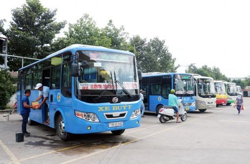 Đổi mới 70 xe buýt