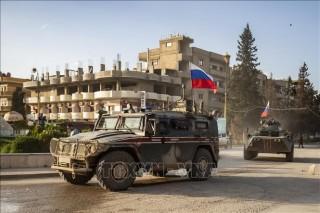 Đánh bom xe gần căn cứ quân sự của Nga tại Syria