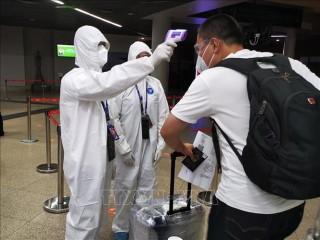 Campuchia kiểm soát chặt biên giới phòng ngừa biến thể mới của virus SARS-CoV-2