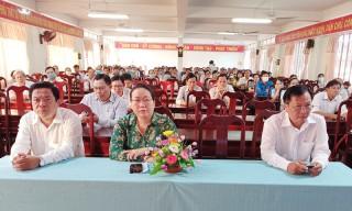 Mỏ Cày Nam sinh hoạt chuyên đề tháng 1-2021