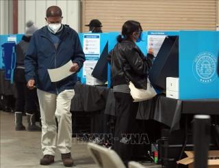 Gay cấn cuộc bầu cử bổ sung ghế tại Thượng viện Mỹ