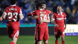 Sevilla và Villarreal đi tiếp, 2 đại diện La Liga bị loại