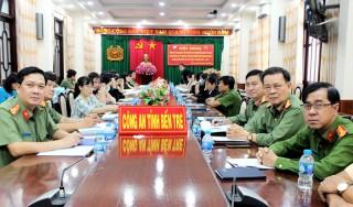 Hội nghị trực tuyến tổng kết 3 năm thực hiện Nghị quyết liên tịch số 01