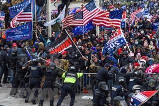 Bộ Quốc phòng Mỹ điều động 6.200 Vệ binh Quốc gia để hỗ trợ Cảnh sát Quốc hội