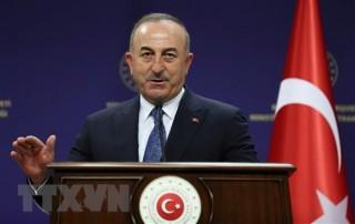 Thổ Nhĩ Kỳ sẵn sàng cải thiện quan hệ ngoại giao với Pháp